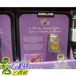 [COSCO代購]  KIRKLAND  LA MANCHA SAFFRON 1 GRAM 番紅花 1公克 _C513001 $557