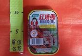 317117#好媽媽 紅燒鰻 100g#一箱24入