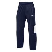 Nike AS M Pant Rivalry [802335-420] 男款 運動 休閒 直筒 長褲 棉質 舒適 丈青