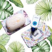 北歐創意肥皂墊衛生間硅藻泥香皂盒吸水速干瀝【極簡生活館】