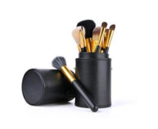 大號刷具筒 化妝刷收納筒 刷具收納包 化妝品收納系列 圓筒 防塵 不易變形 質感 大容量