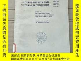 二手書博民逛書店vacuum罕見physics and vacuum technology(P2105)Y173412