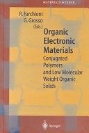 二手書Organic Electronic Materials: Conjugted Polymers and Low Molecular Weight Electronic Solids. R2Y 3540667210