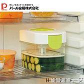 加壓式腌制器一夜漬漬物盒塑料腌菜罐漬物瓶泡菜罐咸菜罐  依夏嚴選