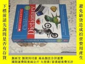 二手書博民逛書店Scholastic罕見Children s Dictionar