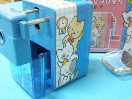 日本CARL削鉛筆機CP-80A鉛筆機(小貓)/一台入 定[#360]