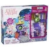 【Hasbro 孩之寶】憤怒鳥 粉紅史黛拉 城堡公主遊戲組 A8884