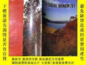 二手書博民逛書店ETERNAL罕見MONUMENTY308597 出版1993