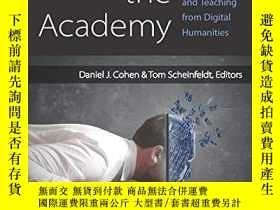 二手書博民逛書店Hacking罕見The AcademyY256260 Daniel J. Cohen U Of M Digt