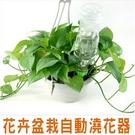 花卉盆栽自動澆花器(4入) 澆水器 澆花器 滲水器 盆栽 種植 滴灌器 創意園藝工具 園藝懶人器