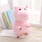 【迪士尼火腿豬娃娃26CM】Norns 正版 豬排博士 玩具總動員 絨毛玩偶 玩具 粉紅豬 撲滿 存錢筒 禮物