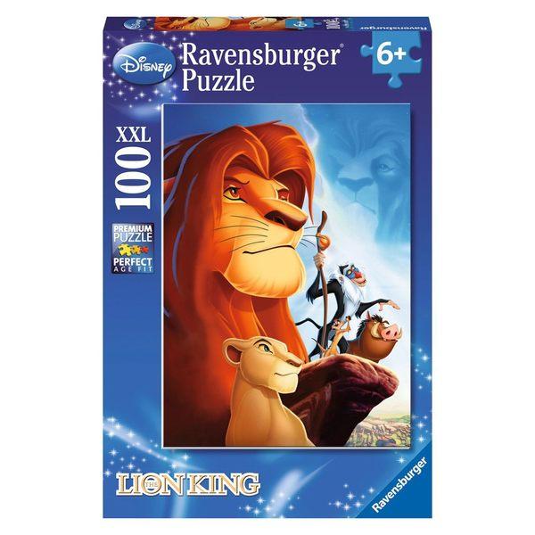德國Ravensburger維寶迪士尼拼圖 獅子王(100P)_RV10696