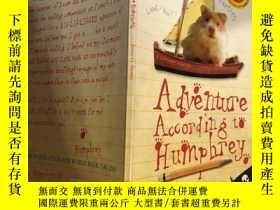 二手書博民逛書店adventure罕見according to humphrey漢弗萊說的冒險Y200392