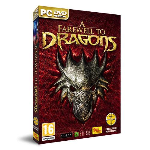 【軟體採Go網】PCGAME-龍族英豪 A Farewell to Dragons 盒裝完整版