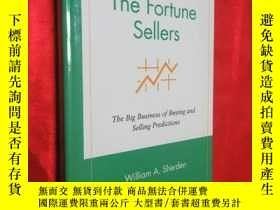 二手書博民逛書店The罕見Fortune Sellers: The Big Bu