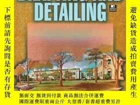 二手書博民逛書店Commercial罕見Drafting and Detailing-商業起草和詳細說明Y443421 Ala