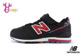 New Balance 996 中大童運動鞋 男女童 迷彩 寬楦 慢跑鞋 O8452#黑 ◆OSOME奧森童鞋