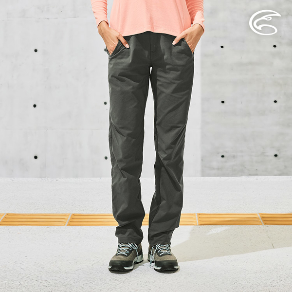 ADISI 女SUPPLEX彈性吸排長褲AP2111156 (S-2XL) / 防曬 吸濕 速乾 輕薄 休閒褲