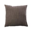 HOLA 素色雅韻織紋抱枕60X60CM-楓糖棕