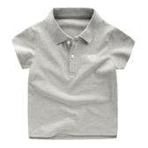全館83折男童短袖POLO衫T恤夏裝童裝兒童寶寶半袖3歲1夏季小童上衣潮U5877