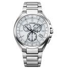 CITIZEN 光動能 電波計時 萬年曆鈦金屬 CB5040-80A 手錶 /41.5mm