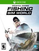 X1 釣魚模擬世界(美版代購)