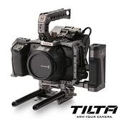 【南紡購物中心】TILTA 鐵頭 TA-T01-A BMPCC 4K 專用提籠套組 戰術版
