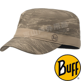 BUFF 117237.302 Military Cap軍帽 UPF50運動帽 鴨舌帽/登山造型帽/慢跑便帽 東山戶外用品