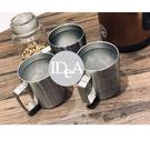 IDEA不鏽鋼馬克杯 300ml 露營 戶外 辦公 防燙不燙手 不鏽鋼杯 水杯 茶杯