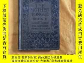 二手書博民逛書店THE罕見MOTHER TONGUE- Book. IIY124