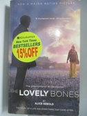 【書寶二手書T1/原文小說_AR2】The Lovely Bones_Sebold, Alice
