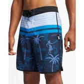 Hurley  PHNTM ALOHA TWIST 18 海灘褲-PHANTOM-藍(男)
