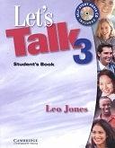 二手書博民逛書店 《Let s Talk 3 Student s Book》 R2Y ISBN:9780521776929│Cambridge University Press