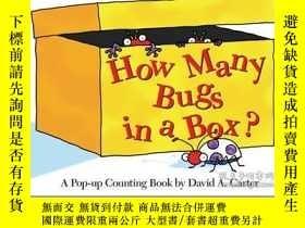 二手書博民逛書店How罕見Many Bugs in a Box?Y362136 Photo courtesy of... Li