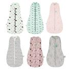ergoPouch airCocoon 二合一竹纖有機舒眠包巾 (0~3M/3-12M) 懶人包巾 (6款可選)