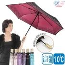 【日本雨之戀】獨家降溫10℃安全自動開收-凡賽絲-SGS認證/防曬/抗UV/自動開收/防回彈