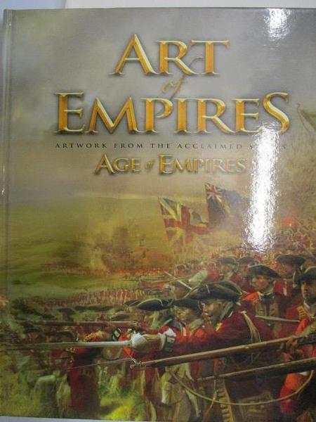 【書寶二手書T1/繪本_DPF】ART EMPIRES_Age of Empires