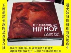 二手書博民逛書店The罕見Legends of Hip HopY194260 J