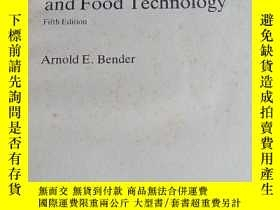 二手書博民逛書店Dictionary罕見of Nutrition and Food Technology Fifth Editio