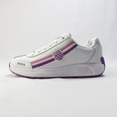 K-SWISS ENSTEV 休閒鞋 9914169 女款 白紫【iSport愛運動】