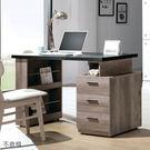 【森可家居】狄恩4尺伸縮書桌(不含椅) 8HY507-01 MIT 台灣製造