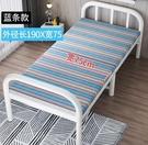 折疊床 折疊床單人便攜家用1.2米出租房...