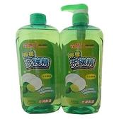 鷹王 檸檬洗碗精1000g+1000g【愛買】