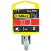 STANLEY更換接頭3/8 FX1/4 M
