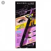 Maybelline 媚比琳 超激細一筆流線抗暈眼線液0.68g 超漆黑 中文標 【淨妍美肌】