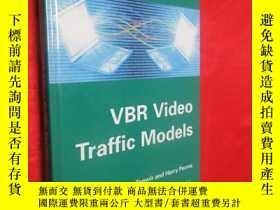二手書博民逛書店Vbr罕見Video Traffic Models (硬精裝)