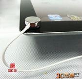 一拖二金屬粘貼頭展品斷線報警器 手機防盜報警器 平板電腦防盜器 全館免運