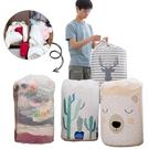 棉被收納袋防水束口袋防潮大號衣服整理袋行李防塵袋打包袋-JoyBaby
