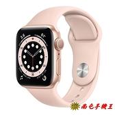 〝南屯手機王〞Apple Watch Series 6 GPS版 44mm 鋁金屬錶殼 + 運動型錶帶【免運費宅配到家】