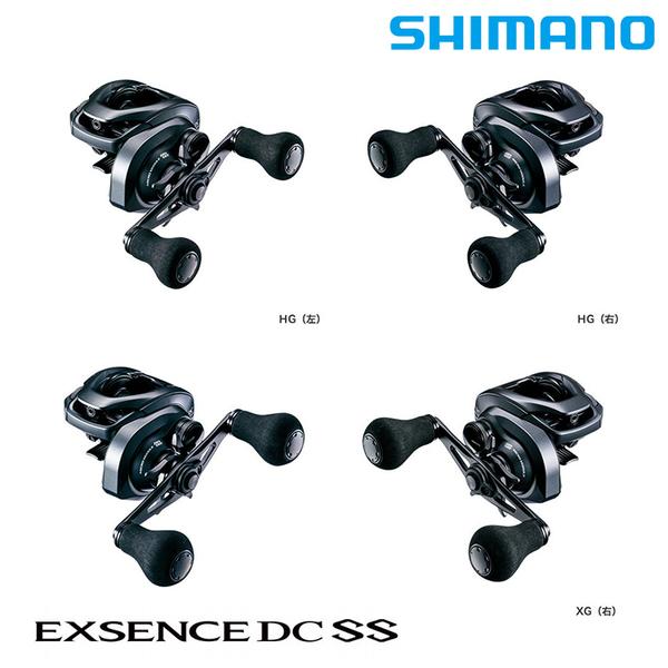 漁拓釣具 SHIMANO 20 EXSENCE DC SS [兩軸捲線器]